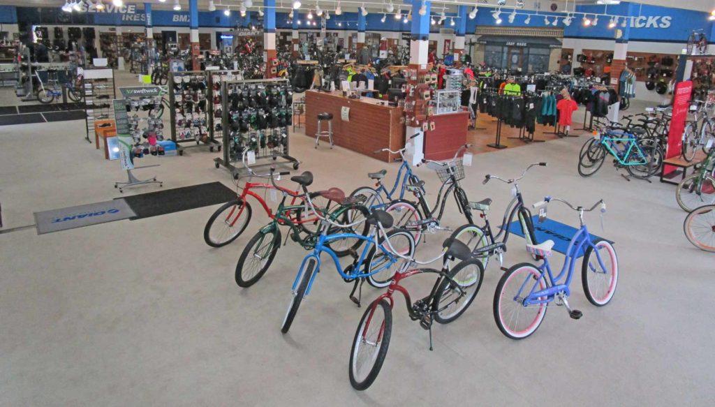 Indianapolis bike shop ICS