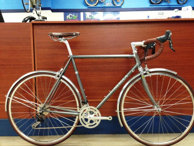 Soma bikes in Indianapolis at Indy Cycle Specialist 5804 E. Washington St Indianapolis, IN 46219