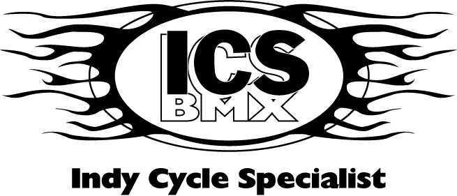 bmx logo on white